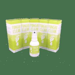 FunghiClear voordeelverpakking 5 stuks | speciale aanbieding | Schimmelnagelspecialist