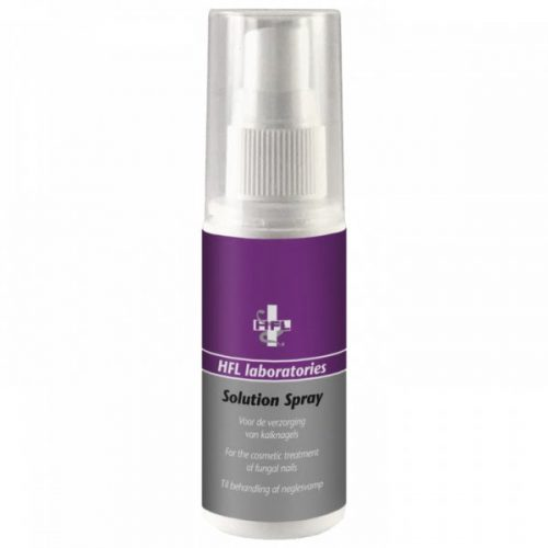 Hfl solution-spray-schimmelnagel behandeling