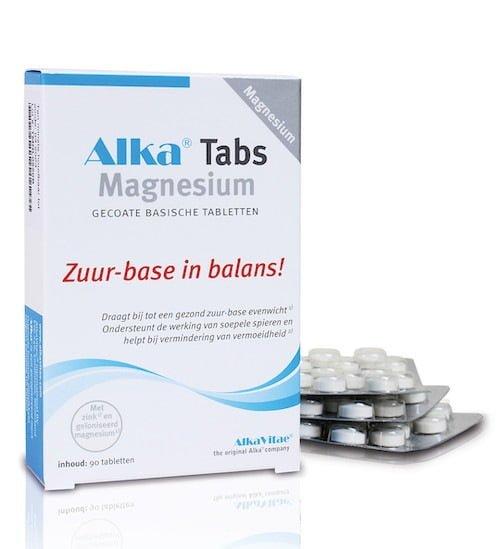alka tabs magnesium